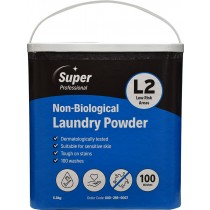 Non-Biological Laundry Powder 8 kilos
