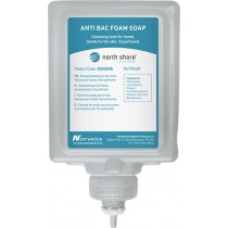 North Shore Anti-Bac Foam Soap 1L