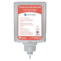 North Shore Trichol Alcohol Gel Hand Sanitiser 1000ml