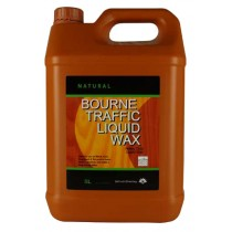 Diversey Bourne Traffic Liquid Wax 5Ltr