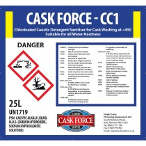Cask Force - CC1