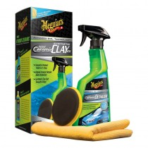 Meguiar's Ceramic Synthetic Clay Kit