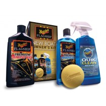 Meguiar's Flagship New Boat Owners Kit