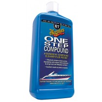 Meguiar's One Step Compound