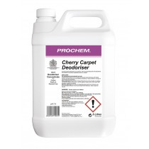 Prochem Cherry Carpet Deodoriser 5L