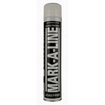 Mark-A-Line White Paint 750ml