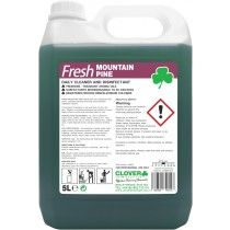 Clover Fresh Disinfectant 5L