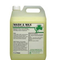 Clover Wash & Wax