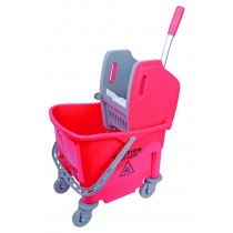 Kentucky Mop Bucket Red 25L
