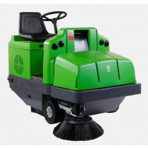 IPC Gansow 155 Ride On Sweeper