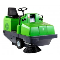IPC Gansow 165 Ride On Sweeper