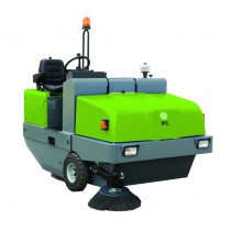 IPC Gansow 191 Ride On Sweeper