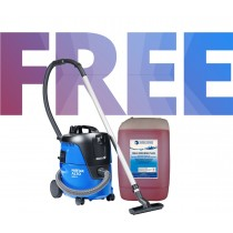 FREE Vacuum & Car Cleaning Chemical