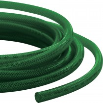 Green Low Pressure Braided Hose