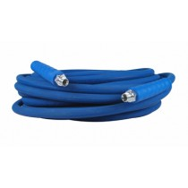 Steam Hose Blue 3/8""