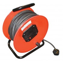 Extension Lead & Reel 240V 13A 7.6m