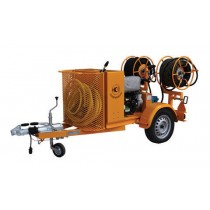 Commando 3000 Trailer Mounted Pressure Washer