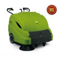 IPC Gansow 712ET Pedestrian Sweeper