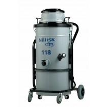 Nilfisk CFM 118 Single Phase Dry Vacuum