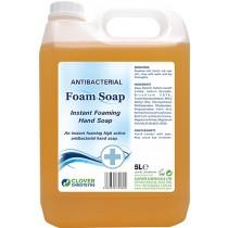 Clover Antibacterial Foam Soap