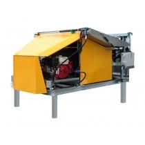 Lightweight Static Bin Cleaning Unit