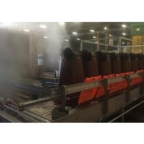 Static Bin Cleaning Machinery