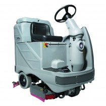 Nilfisk BR 850S X Ride On Scrubber Drier