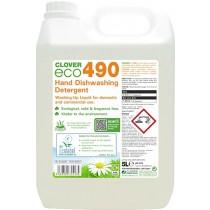 Clover Eco 490 Hand Dishwash Detergent
