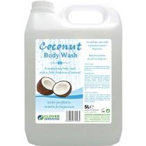 Clover Coconut Body Wash