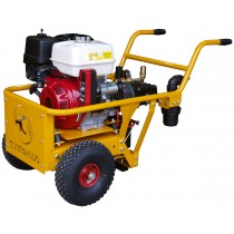 Commando 500P - Barrow Mounted Petrol Pressure Washer