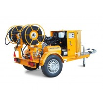 Commando® 3000 Trailer Mounted Pressure Washer
