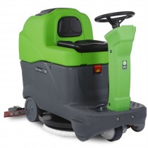 IPC Gansow CT80 Ride on Scrubber Drier