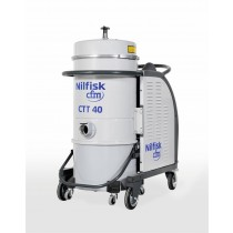 Nilfisk CTT 40L Three Phase Dry