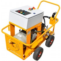 Commando 2620E Barrow Mounted Electric Pressure Washer