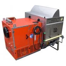 Vehicle Based Bin Cleaning Machine
