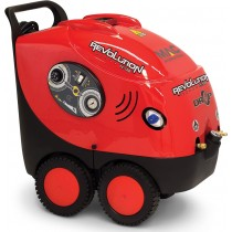 MAC Drop Revolution Hot Mobile Pressure Washer