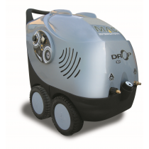 MAC Drop 11/100 Hot Mobile Pressure Washer 240V