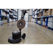 Victor Contractor 400 disc floor polisher (ex-Demo)
