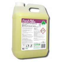 Clover Fresh Wild Lemon 5L