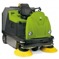 IPC Gansow 1404DP Ride On Sweeper