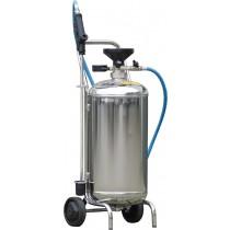 Foamer with Pressure Tank