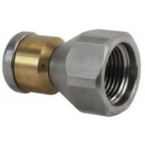 "Blind Rotating Drain Nozzle 3/8""F 060"
