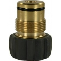 "Quick Screw Coupling M27M to 3/8""F"