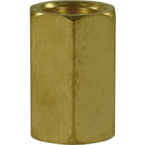 Socket Adaptor Brass