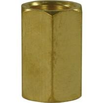 Socket Adaptor Brass