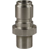 ST3100 Plug to Male Coupling 1/2""