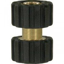 Quick Screw Brass Coupling M22F to M22F