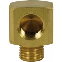 Brass F/M Square Elbow