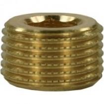 Brass Rimless Plug