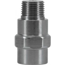 "Flow Restrictor Housing 1/2"" M X 1/2""F"